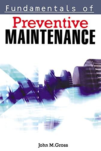 9780814473894: Fundamentals of Preventive Maintenance