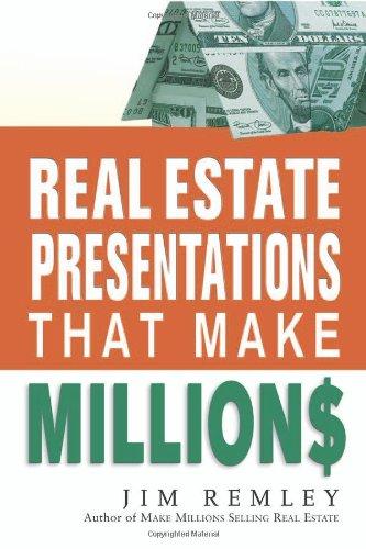 9780814474013: Real Estate Presentations That Make Millions