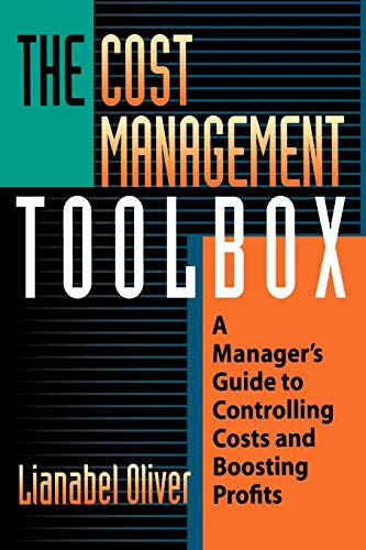 9780814474488: The Cost Management Toolbox: A Manager's Guide to Controlling Costs and Boosting Profits