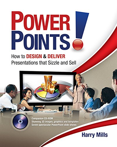 9780814474693: 2007 Spring list: Power Points!: How to Design and Deliver Presentations That Sizzle and Sell