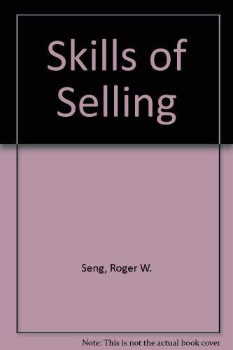 Skills of Selling