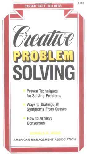 9780814477021: Creative Problem Solving (Successful office