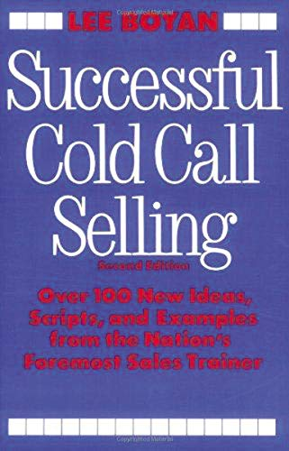 9780814477182: Successful Cold Call Selling