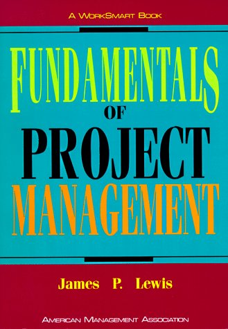 9780814478356: Fundamentals of Project Management (Worksmart Series)