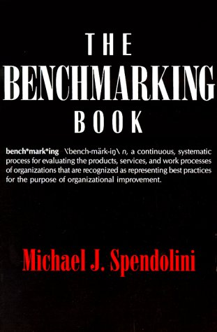 9780814478660: The Benchmarking Book