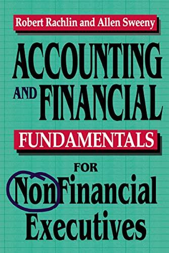 9780814479285: Accounting and Financial Fundamentals for NonFinancial Executives