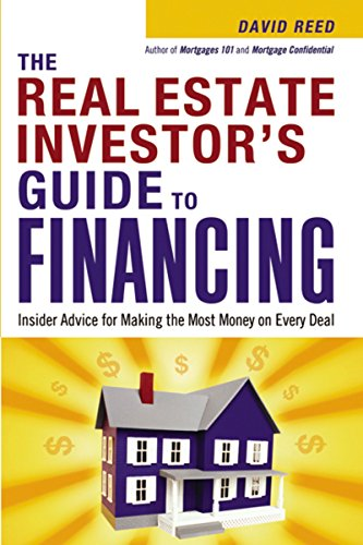 9780814480618: The Real Estate Investor's Guide to Financing: Insider Advice for Making the Most Money on Every Deal
