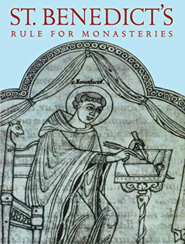9780814606445: St. Benedict's Rule For Monasteries