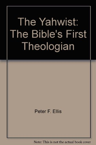 9780814608975: The Yahwist: The Bible's First Theologian