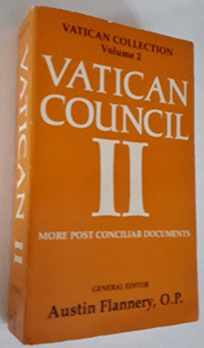 9780814612996: More Post Concillar Documents: 2 (Vatican Collection, Vol.II)