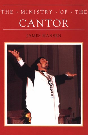 9780814613870: Ministry of the Cantor (Ministry Series)