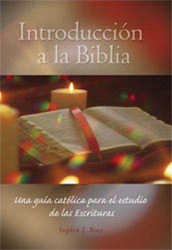 9780814617113: Introduccion a la Biblia: Una Guia Catolica Para el Estudio de las Escrituras