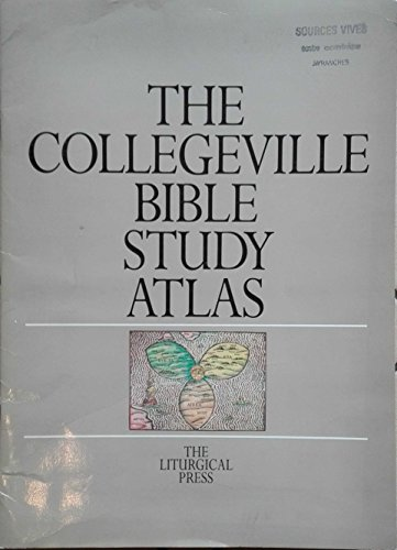 9780814619766: Collegeville Bible Study Atlas (The Collegeville Bible commentary)