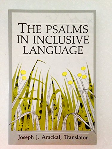 The Psalms in Inclusive Language