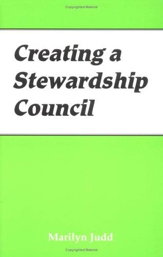 Creating a Stewardship Council: Marilyn Judd