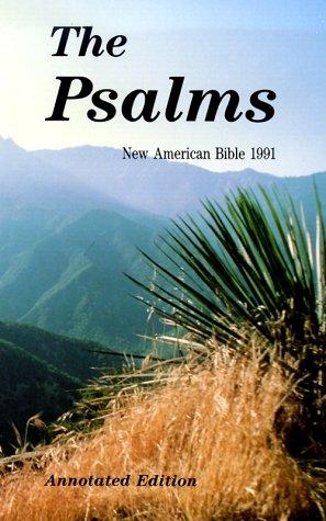 The Psalms: New American Bible 1991 (Devotional: Liturgical Press