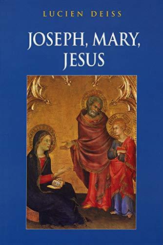 9780814622551: Joseph, Mary, Jesus