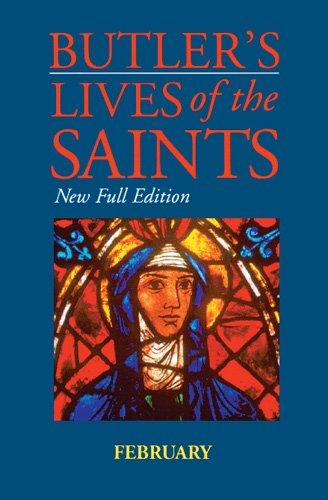 Butler's Lives of the Saints: February: Alban Butler, Paul