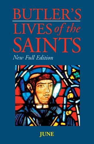 Butler's Lives of the Saints: June: Alban Butler