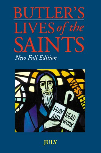 Butler's Lives of the Saints: July: New: Butler, Alban