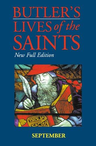 Butler's Lives of the Saints: September: New: Alban Butler