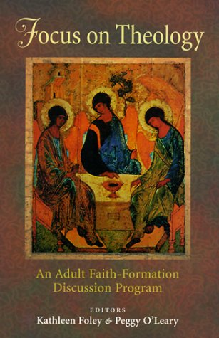 9780814625309: Focus on Theology: An Adult Faith-Formation Discussion Program