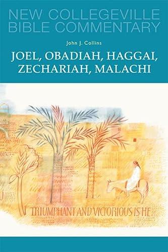 9780814628515: Joel, Obadiah, Haggai, Zechariah, Malachi: Volume 17 (New Collegeville Bible Commentary: Old Testament)