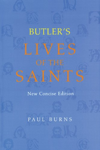 9780814629031: Butler's Lives of the Saints: New Concise Edition