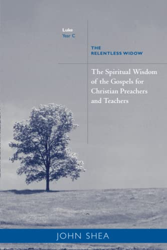 9780814629154: The Spiritual Wisdom of the Gospels for Christian Preachers and Teachers: The Relentless Widow