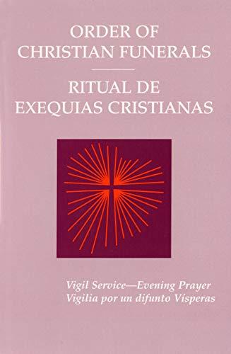 9780814629284: Ritual de Exequias Christianas: Vigilia = Order of Christian Funerals: Vigilia Por Un Difunto Visperas