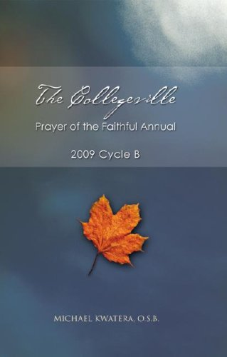 9780814630532: The Collegeville Prayer of the Faithful Annual: Cycle B with CDROM