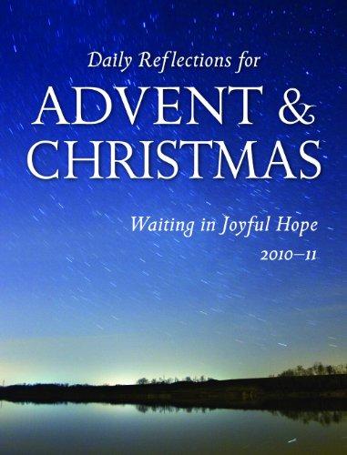 Waiting in Joyful Hope 2010-2011: Daily Reflections: Bishop Robert F.