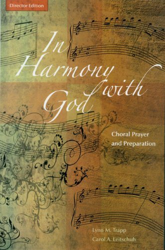 9780814630914: In Harmony with God: Choral Prayer and Preparation Director Edition