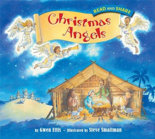 Christmas Angels: Gwen Ellis,Steve Smallman