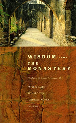9780814631539: Wisdom from the Monastery: The Rule of St. Benedict for Everyday Life