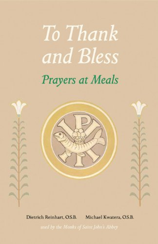 9780814631706: To Thank and Bless: Prayers at Meals