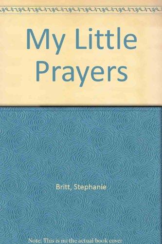 9780814632093: My Little Prayers