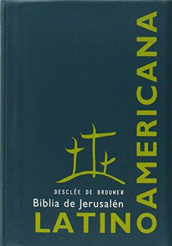 9780814633694: Biblia De Jerusalen Bolsillo Latinoamericana Plastico (Spanish Edition)