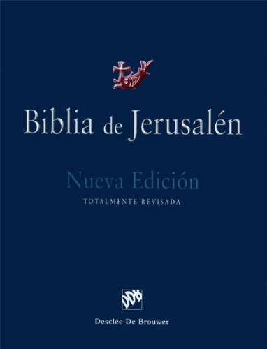 9780814633700: Biblia de Jerusalen