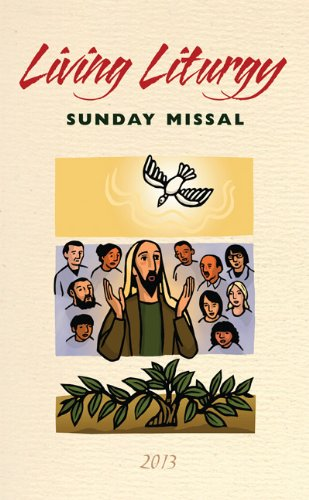 Living Liturgy Sunday Missal 2013 (Spanish Edition) (0814633927) by Liturgical Press