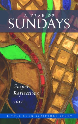9780814636442: A Year of Sundays 2012: Gospel Reflections 2012
