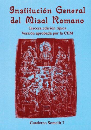 9780814641583: Institucion General del Misal Romano (Cuadernos Somelit)