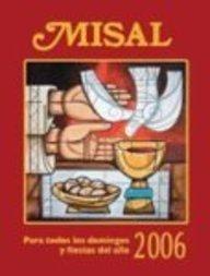 9780814641668: Misal 2006: Para Todos los Domingos y Fiestas del Ano