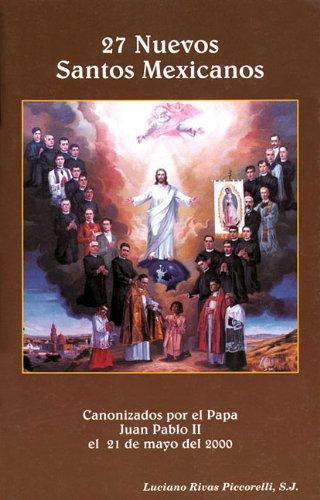 9780814641897: 27 Nuevos Santos Mexicanos (Spanish Edition)