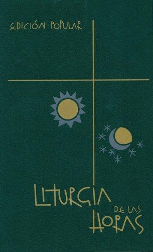 9780814642528: Liturgia De Las Horas: Edición Popular (Spanish Edition)