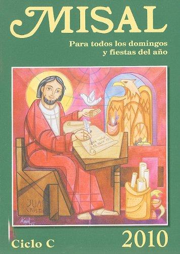 9780814643006: Misal: Para Todos los Domingos y Fiestas del Ano: Ciclo Dominical C