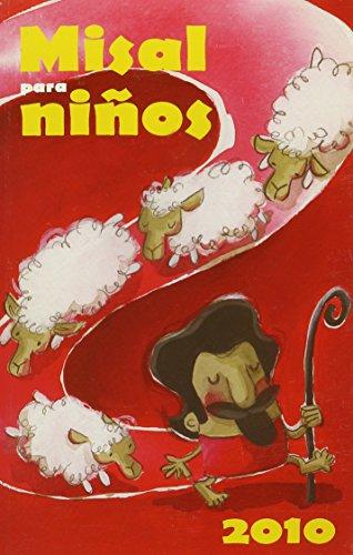 Misal 2010 Para Nios (2010 Children's Missal): Liturgical Press Staff