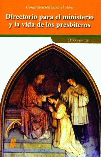 9780814643037: Directorio para el ministerio y la vida de los presbiteros / Directory for the Life and Ministry of Priests: Congregacion Para El Clero