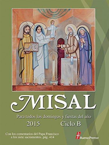 9780814643761: Misal 2015: Para Todos los domingos y fiestas del año (Spanish Edition)