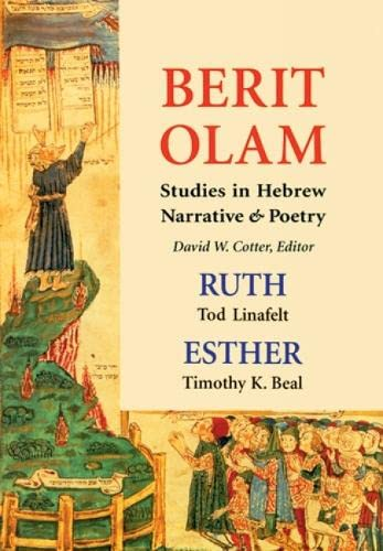 9780814650455: Ruth and Esther: Studies in Hebrew Narrative & Poetry